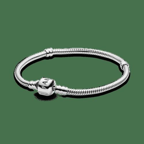 Brazalete cadena de serpiente Pandora Moments Icons