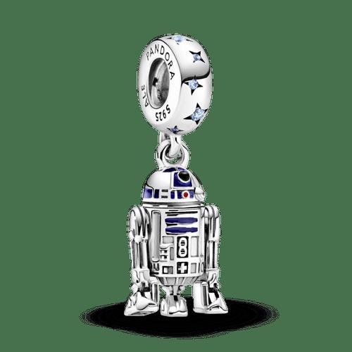 Charm Colgante Star Wars R2-D2
