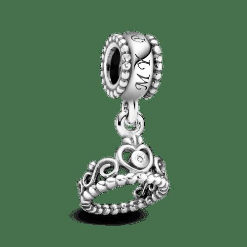Charm Colgante Tiara De Princesa